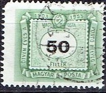 HUNGARY #  FROM 1953  STANLEY GIBBON D1317
