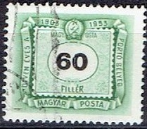 HUNGARY #  FROM 1953  STANLEY GIBBON D1318
