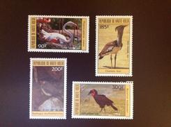 Upper Volta 1984 Birds MNH