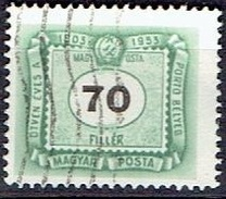HUNGARY #  FROM 1953  STANLEY GIBBON D1319