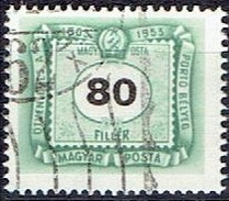 HUNGARY #  FROM 1953  STANLEY GIBBON D1320