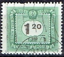 HUNGARY #  FROM 1953  STANLEY GIBBON D1321
