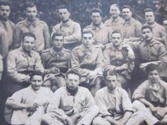 WW1-14/18 MILITAIRE SOLDAT RÉGIMENT De La 27é A  Photographie RPPC /CPA >Photo Originale> Guerre,Militaire,Militaria