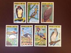 Upper Volta 1979 Birds MNH