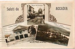 SALUTI DA ACCADIA - Italie