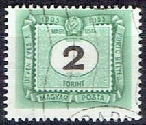 HUNGARY #  FROM 1953  STANLEY GIBBON D1322