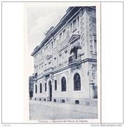 CNCTP6118CPA-LFTD10835TBAN .Tarjeta Postal DE CUENCA.Edificios,calle Y El BANCO DE ESPAÑA En  CUENCA - Bancos