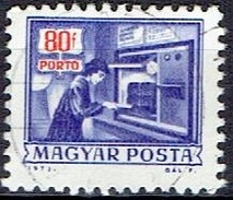 HUNGARY #  FROM 1973  STANLEY GIBBON D2849