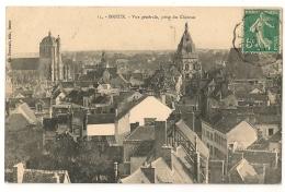 2 Convoyeurs,  DREUX A PARIS Et GRIGNON A MANTES PLAISIR Sur CPA Pour LIMAY. 1911. - Poststempel (Briefe)