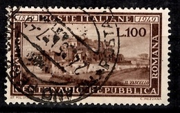 Italie YT N° 537 Oblitéré. B/TB. A Saisir!