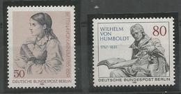 TP D4ALLEMAGNE BERLIN  N°  693 + 694  NEUFS SANS CHARNIERE