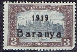 HUNGARY #  FROM 1919