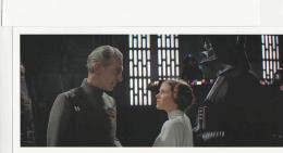 Postcard - Star Wars Frames - A New Hope - Grand Moff Tarkin & Princess Leia - Postcards