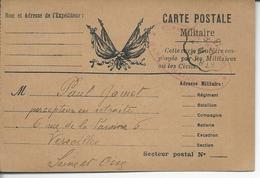 """Cp MilitaireFM """"commission Militaire * Gare De Maintenon*"""
