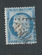 N°60 GC 3504 SAINT ANTHEME COTE MATHIEU 22.5 € SUR BLEU