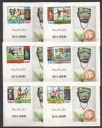 RAS AL KHAIMA - MNH - Sport - Soccer - World Cup - Imperf. - Deluxe