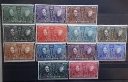 BELGIE   1925     Nr.  221 - 233        Postfris **       CW 275,00 - Belgique