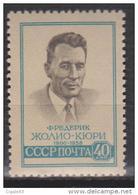 Russie N° 2153 *** Ann De La Mort De Frédéric Joliot - Curie, Physicien Français - 1959