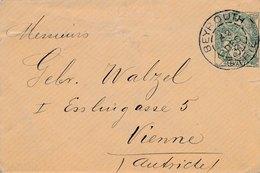 Entier Postal Type Blanc 5c Beyrouth Syrie Syria - Storia Postale