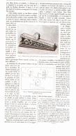 SINGULIERE HORLOGE  1892 - Clocks