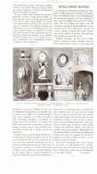 NOUVELLE HORLOGE ELECTRIQUE  1892 - Horloges
