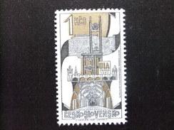 CHECOSLOVAQUIA TCHÉCOSLOVAQUIE 1967 9º CONGRESO INTERNACIONAL De ARQUITECTOS Yvert 1576 ** MNH