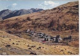 Cpa Andorre Valls D Andorra Dans Les Valles D Andorre Pas De La Case 1969 - Andorre