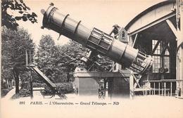 PARIS - 14ème Arrond -  L'Observatoire - Grand Télescope - District 14