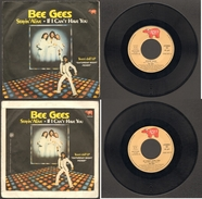 BEE GEES Stayin Alive\if I Can't Have You - Disco, Pop