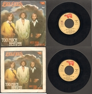 BEE GEES Too Much Heaven\rest Your Love On Me - Disco, Pop