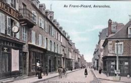 50 - Manche - AVRANCHES -  Rue De La Constitution ( Tabac )