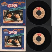 J. TRAVOLTA-O.N. JONES Grease Cv-a - Disco, Pop