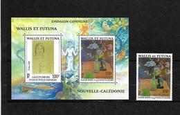 Wallis-Et-Futuna - Peintures - Gauguin