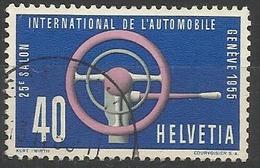 SUISSE N° 561 Oblitéré - 1955