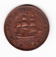 AFRIQUE DU SUD   KM 46   1954 . (AS 1057) - Afrique Du Sud
