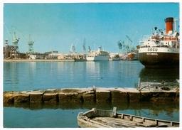 NAVI - BARCHE - MONFALCONE - GORIZIA - I CANTIERI - 1971 - Barche