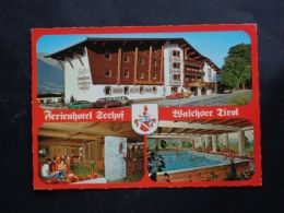 WALCHSEE Kufstein Tirol - Hotel SEEHOF + Innen Pool - Kufstein