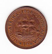 AFRIQUE DU SUD   KM 46   1958.  (AS 1058) - Afrique Du Sud