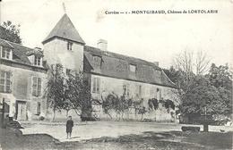 MONTGIBAUD. CHATEAU DE L'ORTOLARIE - France