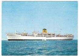 NAVI - BARCHE - M/N ANDREA C. - 1971 - Barche