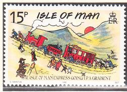 ILE DE MAN -  1990 - Carte Postale Mannoise -  Yvert  427 Neuf **