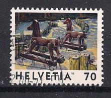 YT N° 1571 - Oblitéré - Images De La Suisse - Suiza