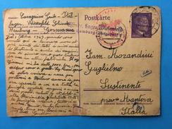 ITALL-LAGER-WIESENFELD GLINDE-HAMBURG-14-2-1944 X  SUSTINENTE-MANTOVA