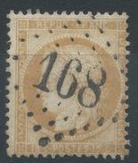 Lot N°35049  N°59, Oblit GC 168 ARMENTIERES (57), Ind 3