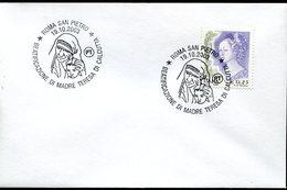 18725 Italia, Special Postmark 2003 Roma,  Mother Teresa /theresa Beatification