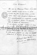 Testament / Will / Madame Joseph Louis Triffet / Trifet / Justine Marguerite Mosselmans / 1923 / 3 Scans / Seal Envelopp - Non Classés