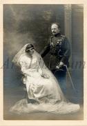 Photo / Wedding / Joseph Louis Triffet / Trifet / Justine Marguerite Mosselmans / Mariage / Bruxelles - Geïdentificeerde Personen