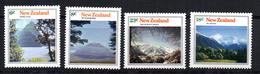 Serie Nº  599/602  New Zeland