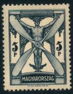 1933, 5 P. Flugpost-Höchstwert Postfrisch. 5 P Airmail Highest Value Mnh