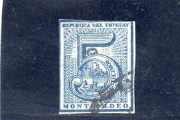 URUGUAY 1866 O